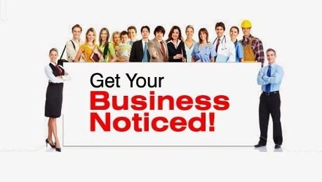 Get Your Business Noticed!