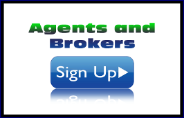 Agents and Brokers Sign Up