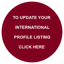 To Update Your International Profile Listing Click Here